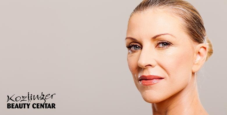 POPUST: 67% - PLASMA PEN Lifting lica hit tretmanom koji zamjenjuje kirurško zatezanje lica! Vidno zategnuta koža i vidljivo pliće bore odmah nakon tretmana (Beauty centar Kozlinger)
