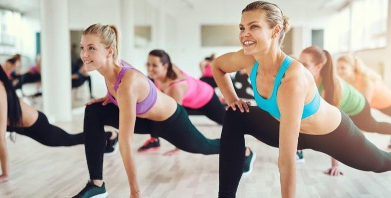 Magic Well kružni trening za žene - 2 ili 3 mjeseca neograničeno od 340 kn!