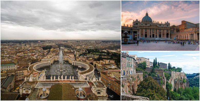 Rim*** - 5 dana s doručkom i prijevozom od 1.400 kn!