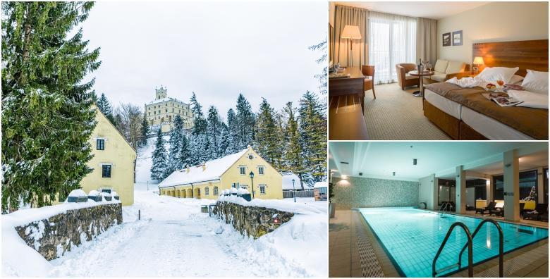 Bajkovita zima u Hotelu Trakošćan**** - 1 ili 2 noćenja za dvoje od 699 kn!
