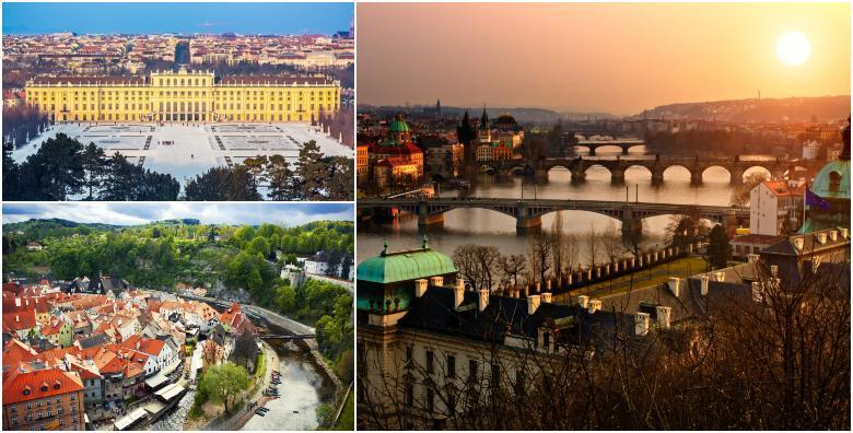 Prag*** - 4 dana s doručkom i prijevozom od 800 kn!