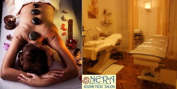 Aroma masaža i Hot stone masaža za 169kn!