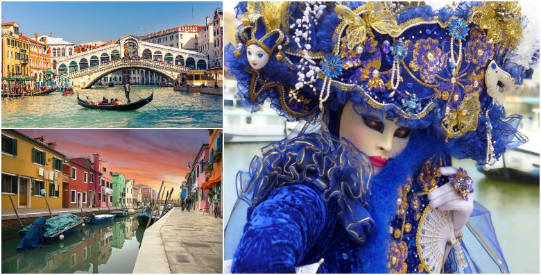 Venecija i otoci lagune*** 2 dana s doručkom i prijevozom za 429 kn!