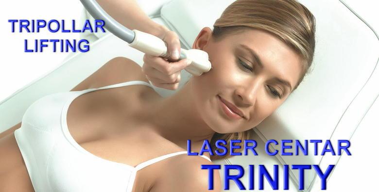 TriPollarlifting lica - zaustavite proces starenja i pomladite kožu za 75 kn!