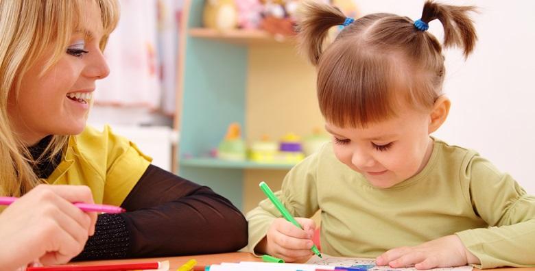 Engleski za djecu 4 do 6 godina - mjesec dana učenja u malim grupama za 99 kn!