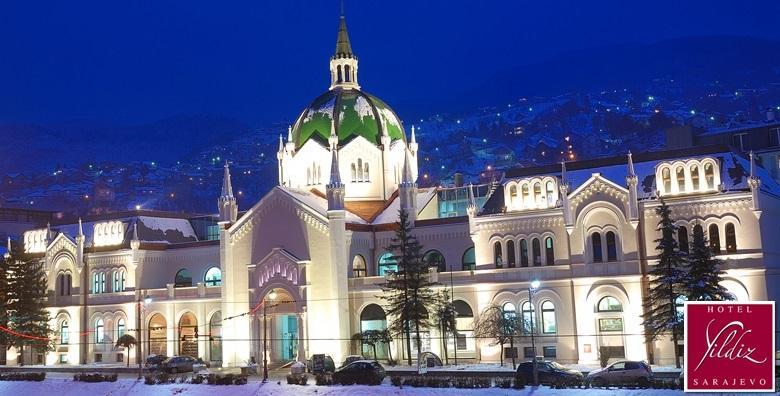 Sarajevo - 2 noćenja za dvoje u hotelu na Baščaršiji za 479 kn!