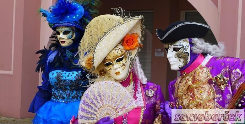 Karneval u Veneciji i izlet u Trst - 2 dana s prijevozom za 495 kn!