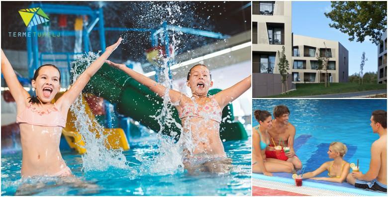 Terme Tuhelj**** vikend - 2 do 7 noćenja s kupanjem za dvoje od 1.917 kn!