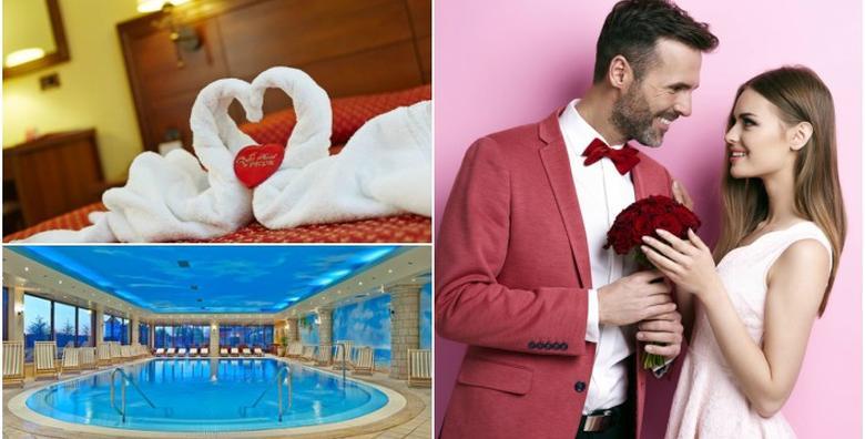 Valentinovo u Hotelu Picok**** - 2 noćenja za dvoje uz koncert Slavonia banda za 1.490 kn!