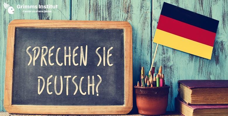 Tečaj njemačkog jezika vikendom A1 ili A2 u trajanju od 60 školskih sati za 1.499 kn!