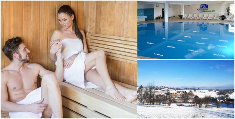 BiH, SRC Ajdinovići - Valentinovo, 3 all inclusive dana u hotelu uz wellness za 454 kn!