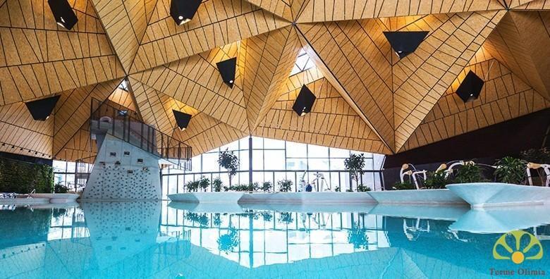 Ponuda dana: TERME OLIMIA 2 do 7 noćenja s polupansionom za dvoje u Hotelu Breza**** uz neograničeno kupanje u termama, aqua parku i ulaz u wellness od 2.125 kn! (Terme Olimia - Hotel Breza****)