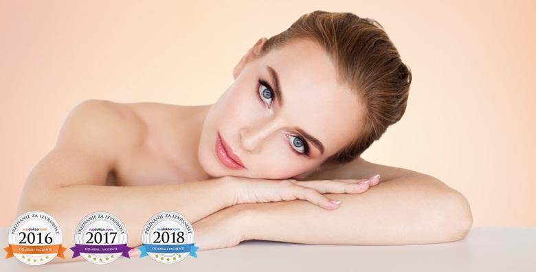 PRP terapija za lifting i pomlađivanje lica ili lica, vrata i dekoltea od 749 kn!