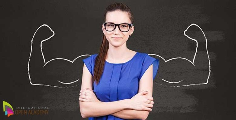 MEGA POPUST: 96% - Izgradite svoje samopouzdanje! Online tečaj u kojem ćete naučiti vjerovati u sebe i svoje odluke - neprocjenjiva vještina za samo 39 kn! (International Open Academy)