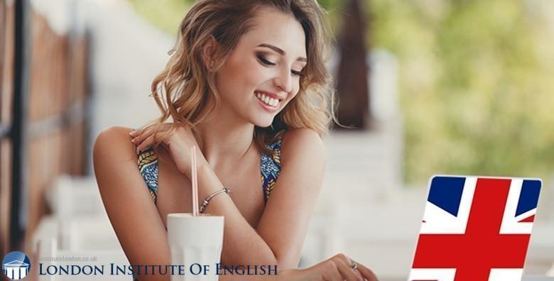 MEGA POPUST: 96% - ENGLESKI JEZIK Online tečaj u trajanju 6 ili 12 mjeseci uz uključen certifikat odobren od strane London Institute of English već od 99 kn! (London Institute of English)