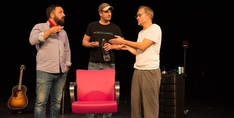 Predstava Frizeraj - glazbena komedija o ljubavi i životu, 14.2. u Histrionskom domu za 38 kn!