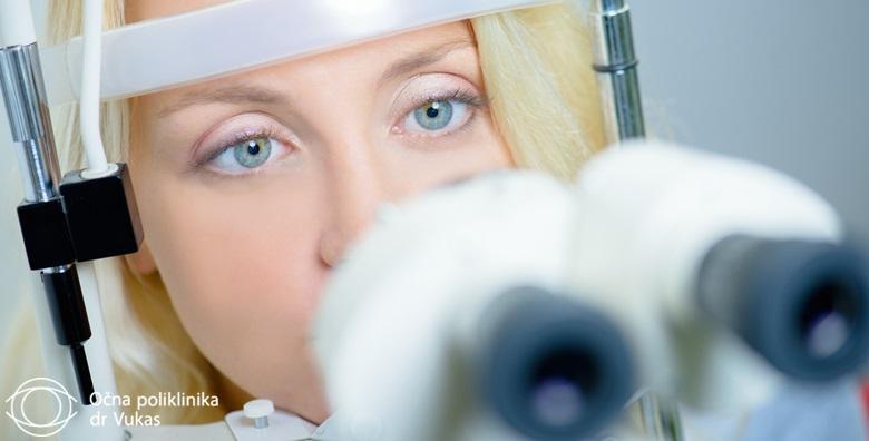 POPUST: 40% - Dijagnosticiranje glaukoma u Očnoj poliklinici dr. Vukas - obavite sve preglede potrebne za utvrđivanje jednog od vodećih uzroka sljepoće za 899 kn! (Očna poliklinika dr. Vukas)