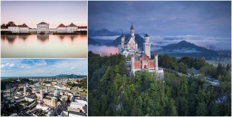 Munchen, Salzburg i Dvorci Bavarske - 4 dana s doručkom i prijevozom za 1.450 kn!