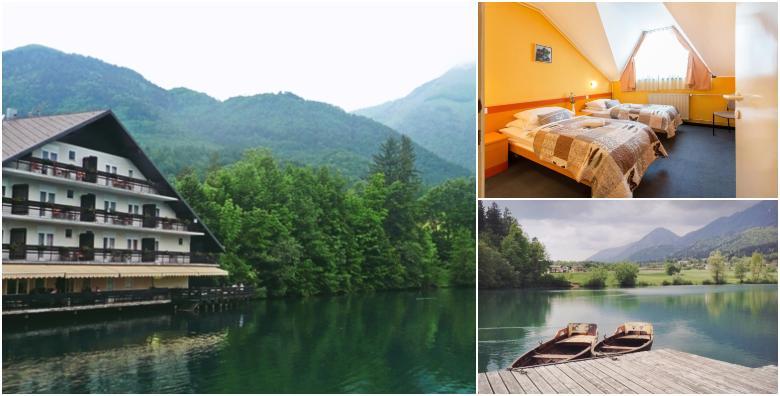 Preddvor, Slovenija - 2 noćenja s doručkom za dvoje u Hotelu Alma na jezeru Črnava za 1.415 kn!
