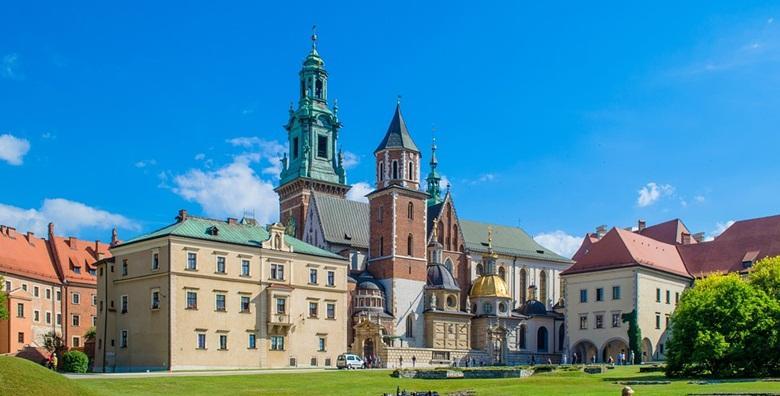 Krakow i Bratislava - 4 dana s doručkom i prijevozom za 1.289 kn!