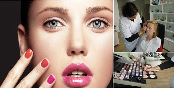 Tečaj šminkanja u trajanju od 8h