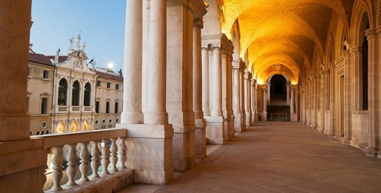 Ponuda dana: VICENZA Razgledajte antički grad poznat po prelijepim vilama i posjetite sajam kreativnosti s izlagačima iz cijele Europe i Dalekog istoka za 270 kn! (Smart TravelID kod: HR-AB-01-070116312)