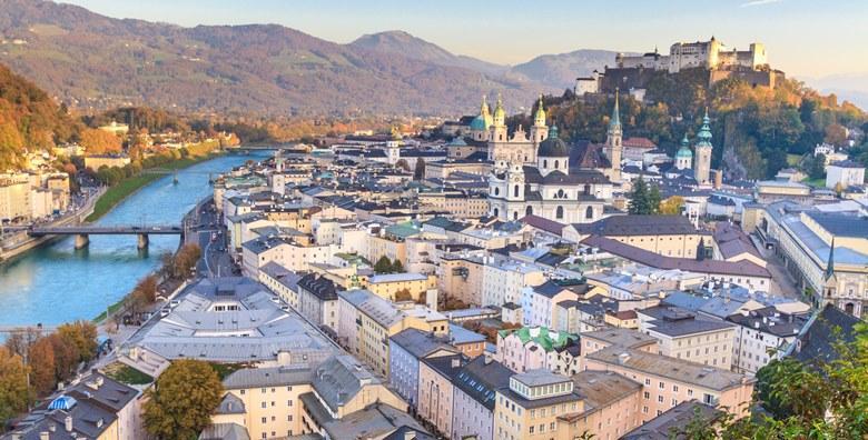 Salzburg i rudnik soli Hallein - izlet s prijevozom za 249 kn!
