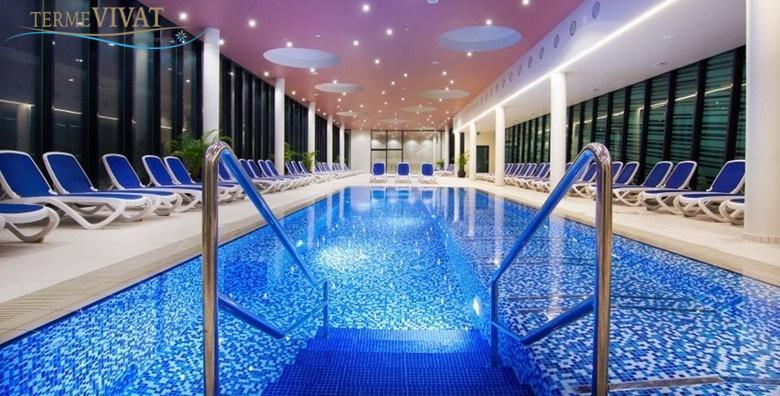 Moravske toplice - 2 noćenja s polupansionom i wellnessom za dvoje za 1.775 kn!