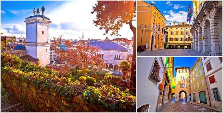 Italija - cjelodnevni izlet u Spilimbergo i Udine s uključenim prijevozom za 220 kn!