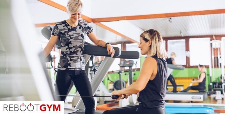 POPUST: 50% - GRUPNI TRENINZI Resetiraj svoje tijelo i odaberi kvalitetniji život! Mjesec dana neograničenog vježbanja u Reboot Gymu za 135 kn! (Reboot Gym)