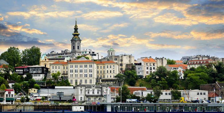 Beograd - 1 noćenje za dvije osobe u centru grada do 15.4. za 163 kn!