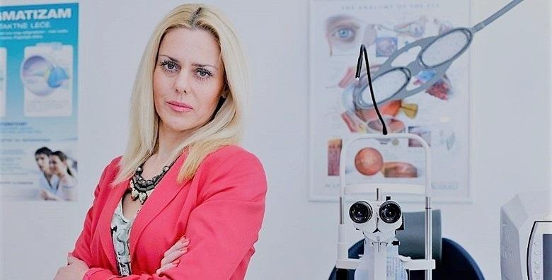 POPUST: 57% - Kompletan oftalmološki pregled za djecu i odrasle - ispitivanje vidne oštrine, pregled prednjeg očnog segmenta i pozadine te mjerenje očnog tlaka za 149 kn! (Specijalistička oftalmološka ordinacija Irena Filipović-Grčić)