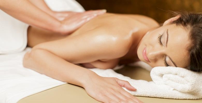 Masaža leđa ili cijelog tijela 30 ili 60 minuta već od 59 kn!