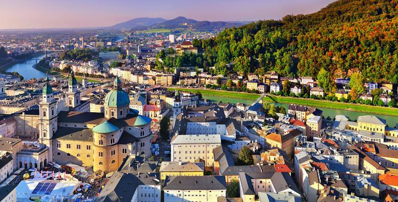 Salzburg i austrijska jezera - 2 dana u hotelu*** s doručkom i prijevozom za 659 kn!