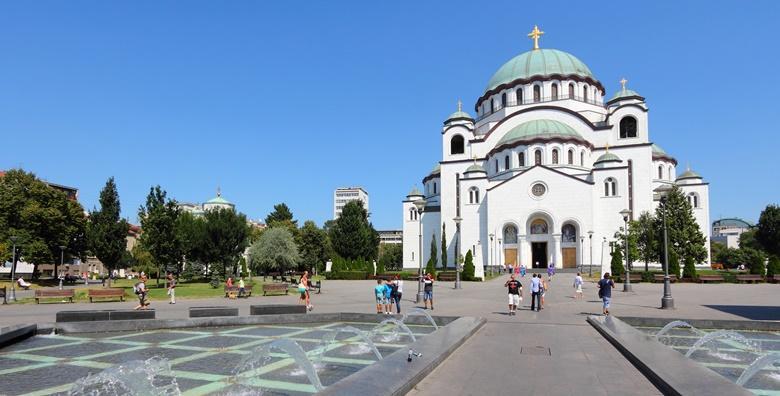 Beograd - 2 dana s doručkom u hotelu 3/4* i prijevozom za 545 kn!