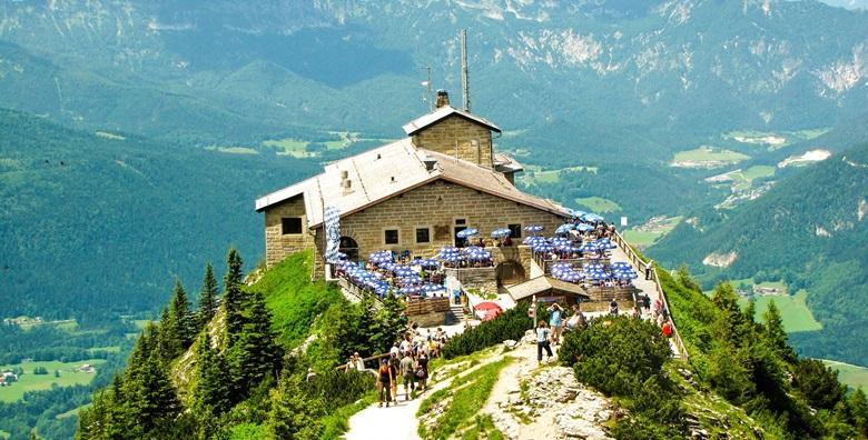 Bavarska - Olovo gnijezdo i Kraljevsko jezero, 2 dana s doručkom u hotelu*** za 560 kn!