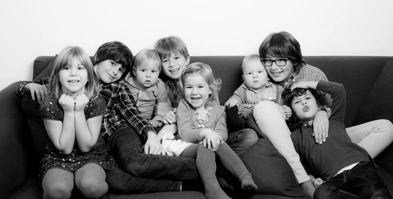 Fotografiranje beba, djece, obitelji i trudnica u trajanju 1h za 280 kn!