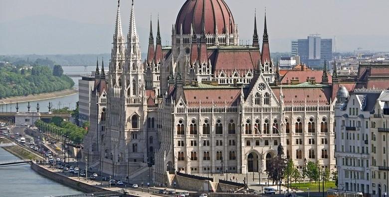 Budimpešta - 2 dana s doručkom u hotelu**** i prijevozom za 419 kn!
