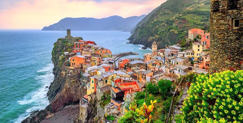 Cinque Terre i otok Elba - 4 dana u hotelu*** s doručkom i prijevozom za 1.240 kn!