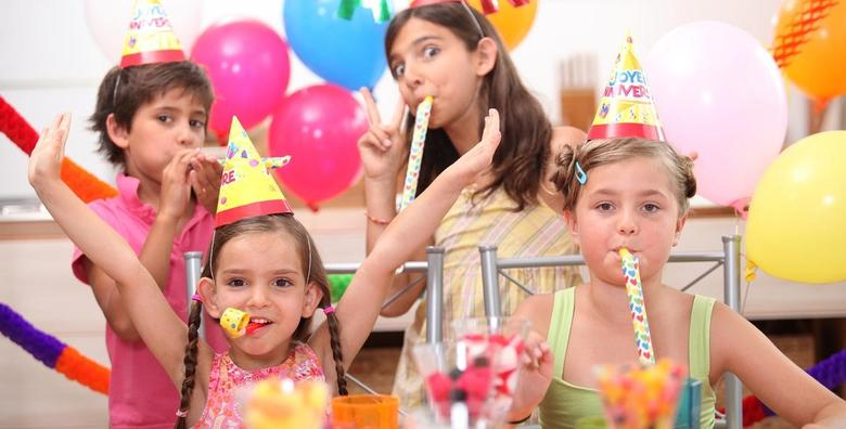 Sportski rođendan - minigolf i footpool, animator, sokovi