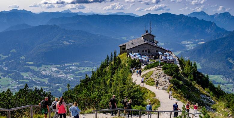 Ponuda dana: ORLOVO GNIJEZDO Posjetite poznato povijesno utočište i Kraljevsko jezero uz pogled na prekrasne austrijske i njemačke Alpe koje oduzimaju dah! (Smart TravelID kod: HR-AB-01-070116312)