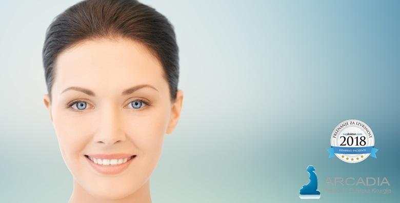 POPUST: 47% - KOREKCIJA VJEĐA Izgledajte čak 10 godina mlađe uz zahvat na oba oka i uključenu anesteziju te kontrolni pregled u Poliklinici Arcadia za 3.990 kn! (Poliklinika Arcadia)