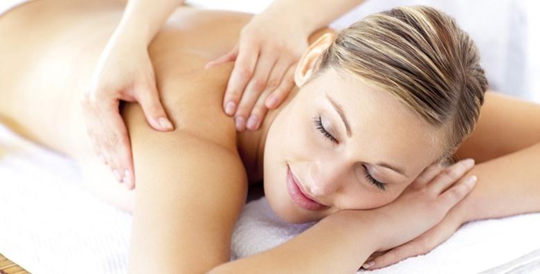 Aromaterapeutska masaža cijelog tijela u trajanju 60 minuta za 89 kn!