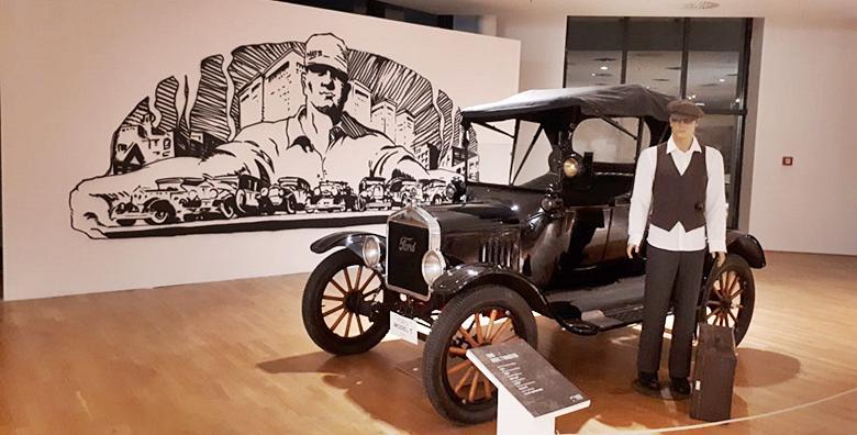 1 ulaznica za Muzej automobila Ferdinand Budicki već od 15 kn!