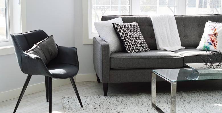 Ponuda dana: KEMIJSKO ČIŠĆENJE L kutna garnitura, trosjed ili dvosjed i fotelja - priuštite si blistav i čist namještaj bez puno muke od 149 kn! (SmartClean)