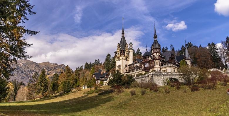 Bukurešt i Transilvanija - 3 noćenja u hotelu*** s polupansionom i prijevozom za 1.699 kn!