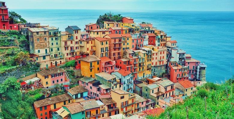 Cinque Terre, Pisa i Lucca*** - 3 dana s doručkom za 1.050 kn!