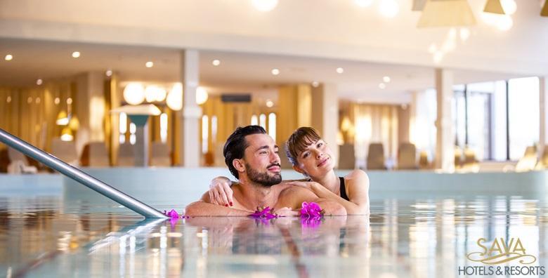 Moravske toplice**** - 2 noćenja s polupansionom i kupanjem za dvoje za 1.530 kn!