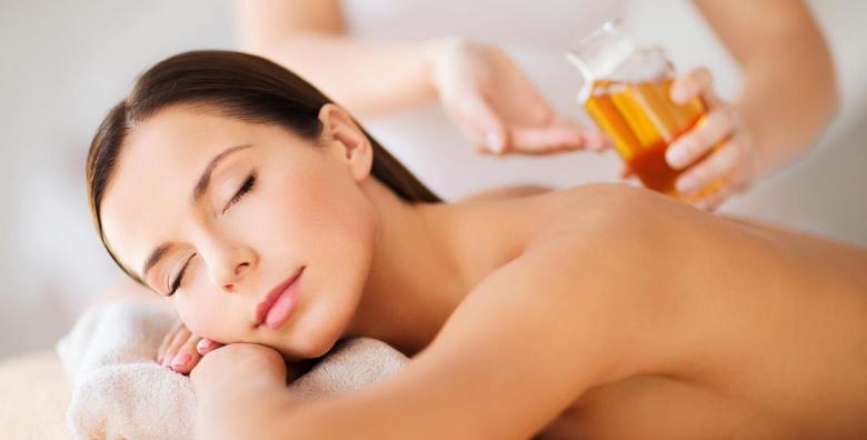 Aromaterapijska masaža eteričnim uljima u trajanju 60 min za samo 94 kn!