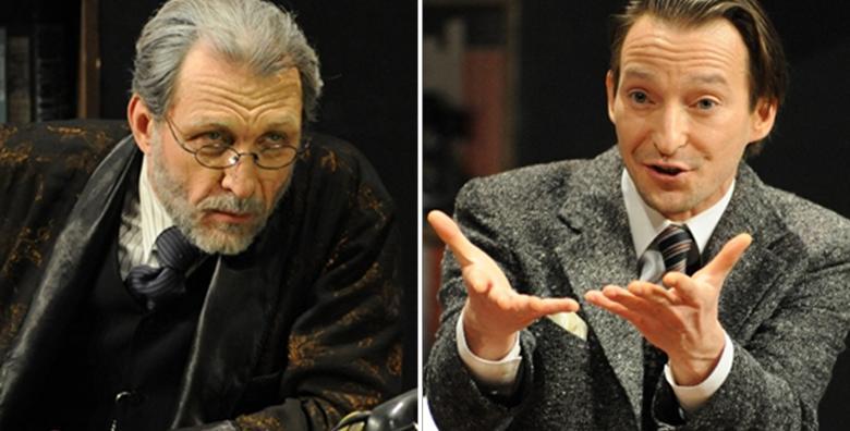 POPUST: 33% - Posljednja Freudova seansa - pogledajte izvrsno nadigravanje Marka Torjanca i Franje Dijaka u višestruko nagrađivanoj predstavi za samo 40 kn! (Mala scena)